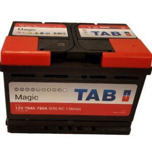 akumulator Tab 78Ah